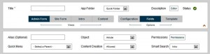 Form Content Type