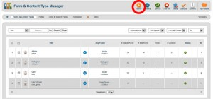 Form & Content Type Manager - seblod